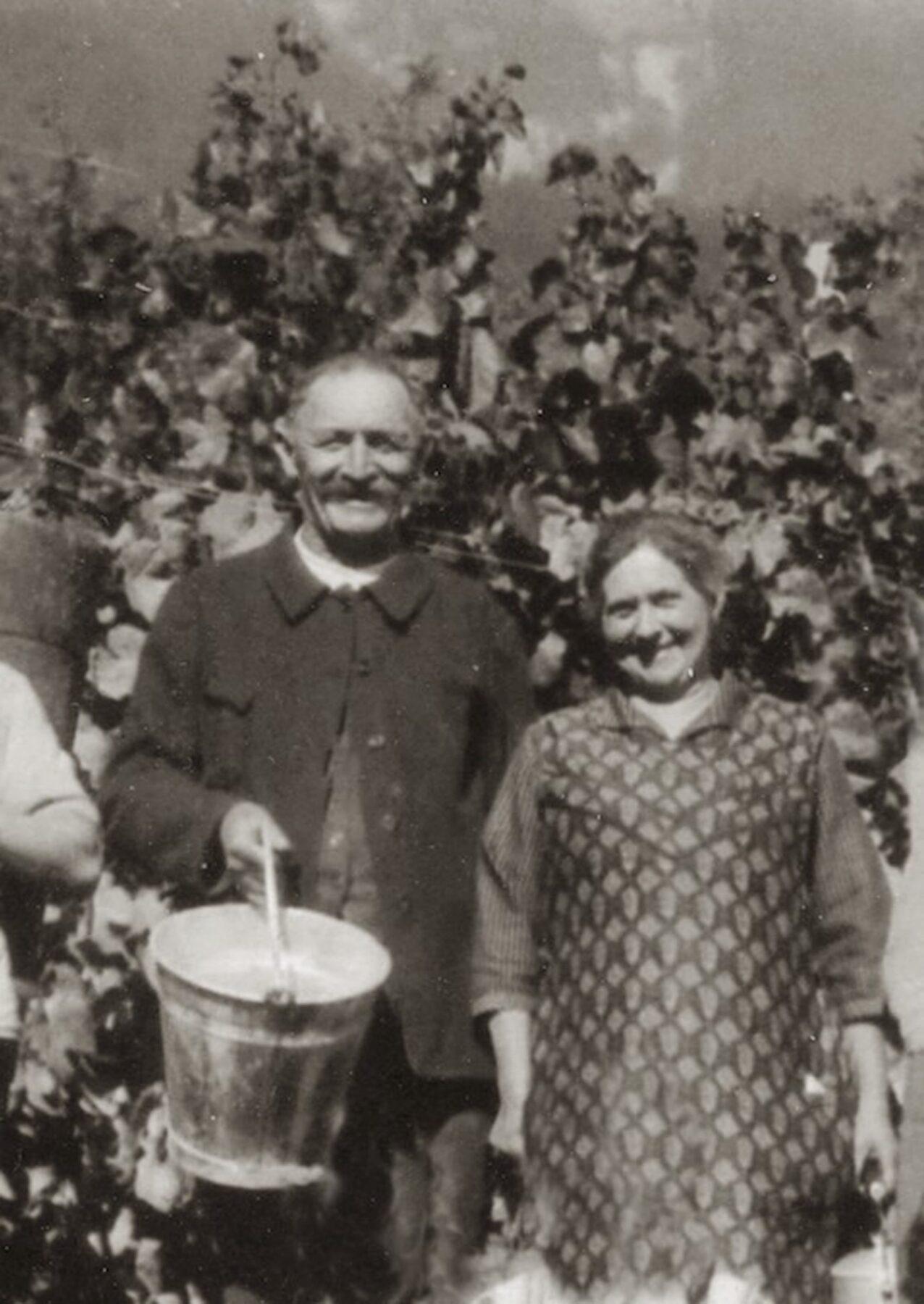 Christian II und Anna Obrecht-Lippuner